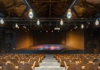 Boğaziçi Üniversitesi Tiyatro Salonu